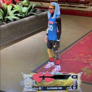 LEGEND NBA 2K20 ACCOUNT